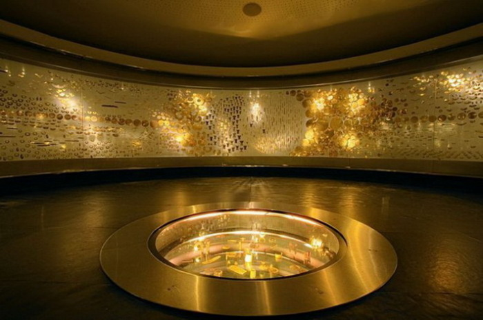 Музей золота, Богота, Колумбия